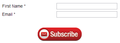 An example form with a graphic submit button.